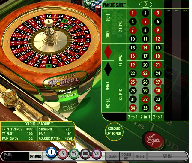 free online roulette games to play
