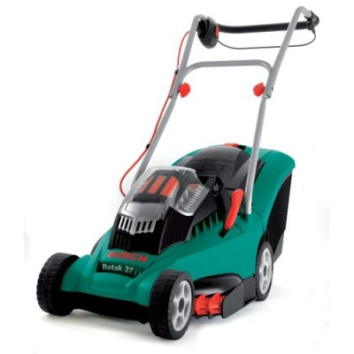 bosch rotak 37 li lithium cordless mower. Black Bedroom Furniture Sets. Home Design Ideas